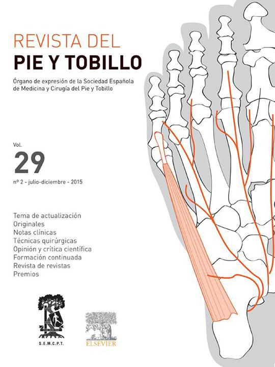 Portada RPT Vol. 29. Núm. 2. Julio-Diciembre 2015
